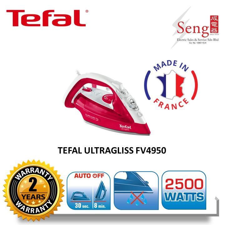 Tefal Steam Iron Ultragliss Auto Off