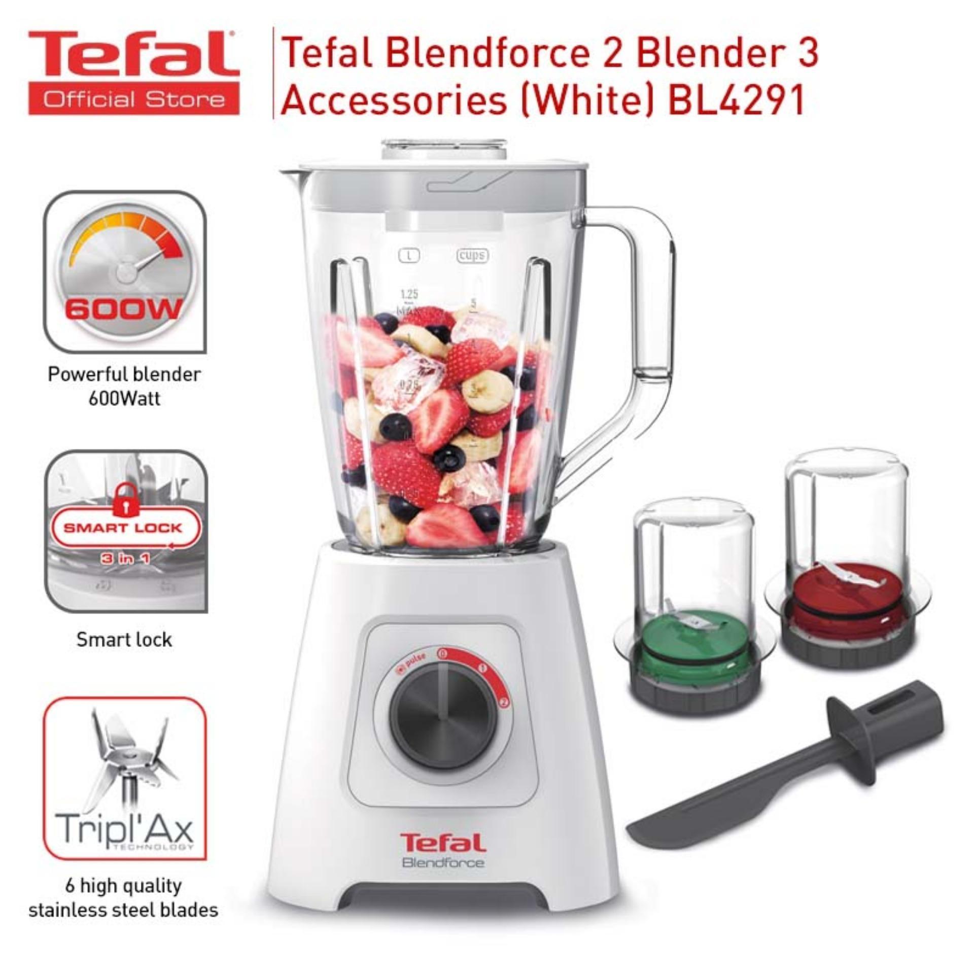 Tefal Blendforce 2 Blender 3 Accessories