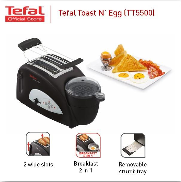 Tefal Toast and Egg