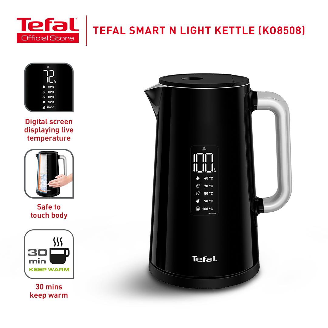 Tefal Kettle Smart N Light