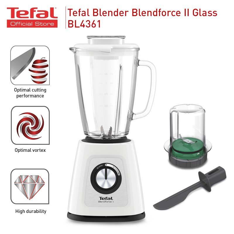 Tefal Blender Blendforce II Glass