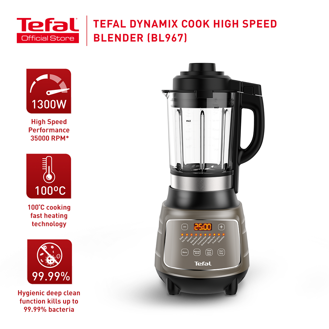 Tefal Dynamix Cook High Speed Blender