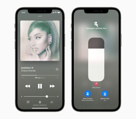 Apple Music, Spatial Audio